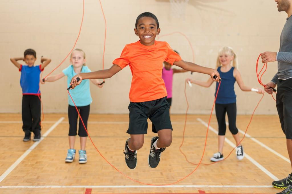 Develop a physical literacy plan